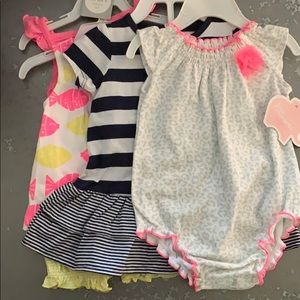 NWT 6 month baby girl bundle